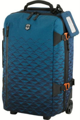 Best Gifts for Jetsetters - Victorinox Swiss Army VX touring Wheel Global Carry-on