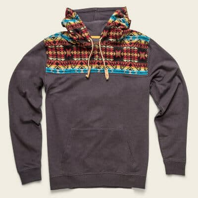 Best Gifts for Male Travelers - Howler Bros Shaman Hoodie