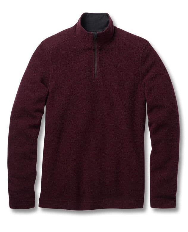Best Gifts for Male Travelers -Toad&Co Kennicott Quarter Zip