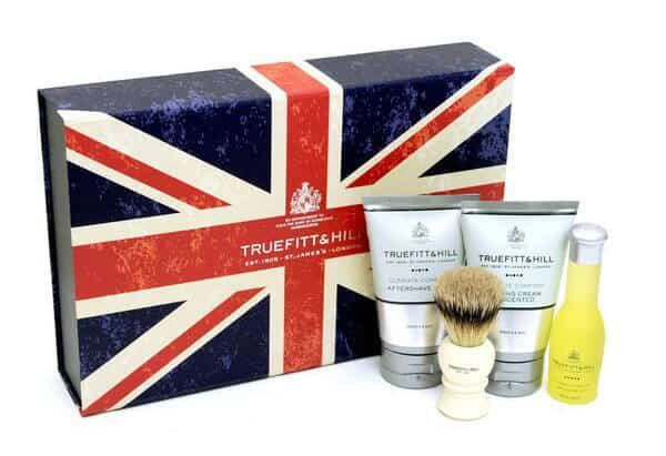 Best Gifts for Male World Travelers - Truefitt & Hill Essential Travel Kit