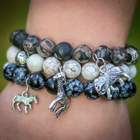Best Gifts for Safari Travelers -Green Global Travel Safari Bracelets