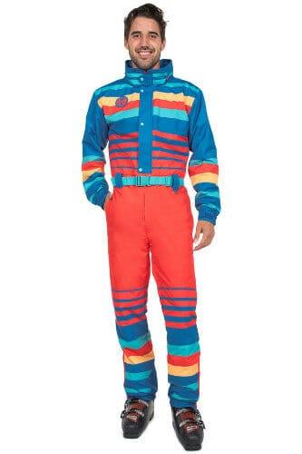 Best Gifts for Ski Travelers -Tipsy Elves Dusk Run Ski Suit