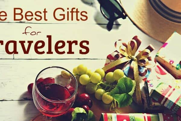 125+ Best Gifts for Travelers (& Every Travel Style)
