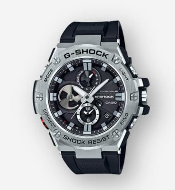 Best Gifts for Travelers On The Move-G-Shock GSTB100-1A