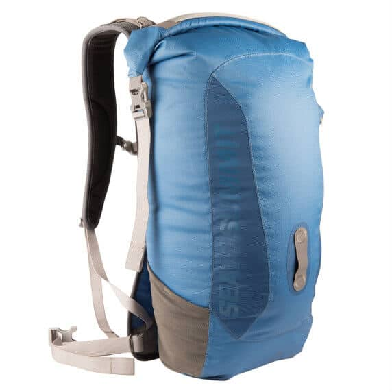 Best Gifts for Water Sport Travelers -Sea to Summit Rapid 26L Drypack