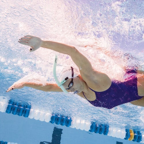 Best Travel Gifts for Swimmers -Finis Glide Snorkel