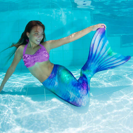 Best Travel Gifts for Water Babies -Fin Fun Mermaid