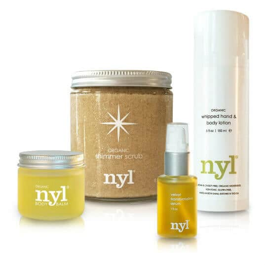 Best beauty presents for Travelers -NYL Skincare