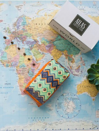 Coffee Gifts for Travelers -Atlas Coffee Club