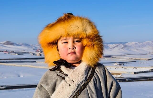 People who dont celebrate christmas -Mongolians