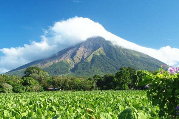 Isla de Ometepe Island Nicaragua Central America