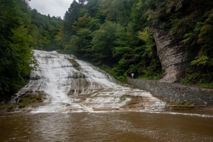 Finger Lakes Waterfalls: Buttermilk Falls