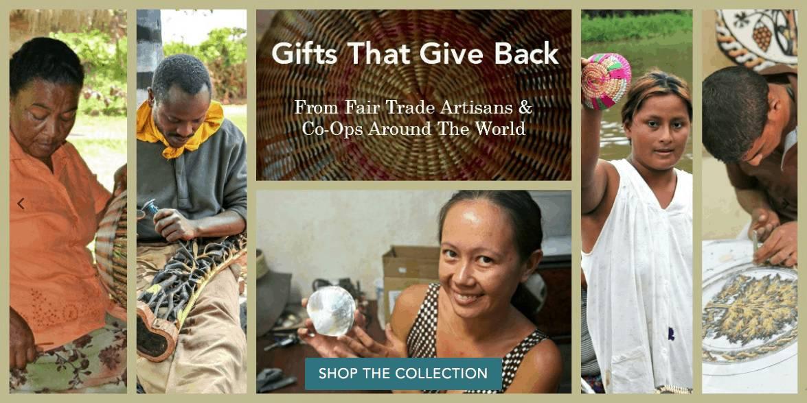 What is Fair Trade? Announcing Green Global Travel's Fair Trade Boutique