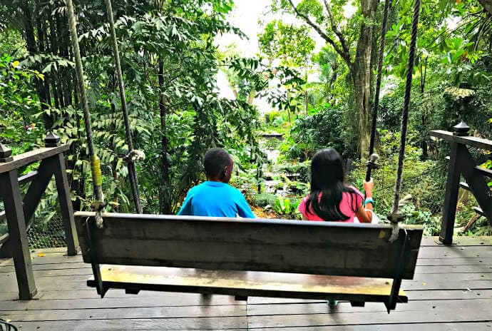 Activities in Penang Malaysia -Visit The Tropical Spice Garden