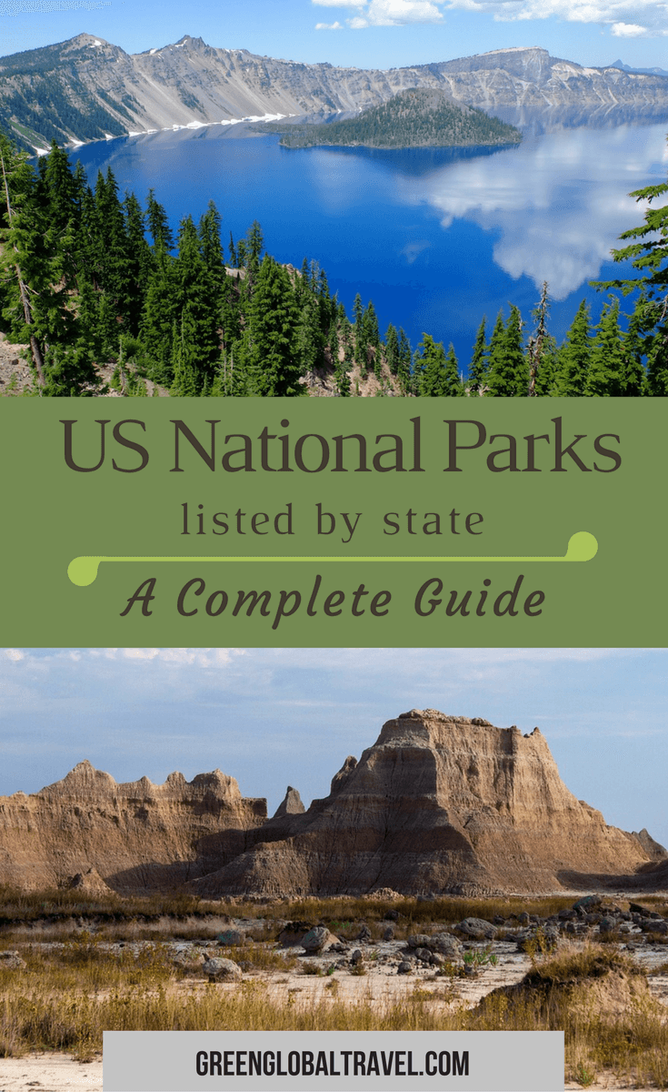 photograph about Printable National Park Checklist identify Checklist of Nationwide Parks Via Region (An Epic Lead in direction of \