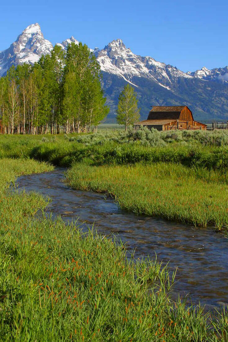 Traveling Responsibly when in Grand Teton National Park
