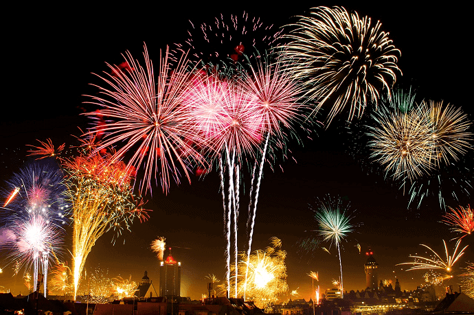 New Years Eve traditions around the world