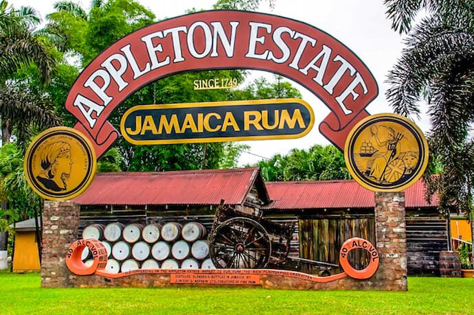 Appleton Estate Rum Tour in St Elizabeth, Jamaica