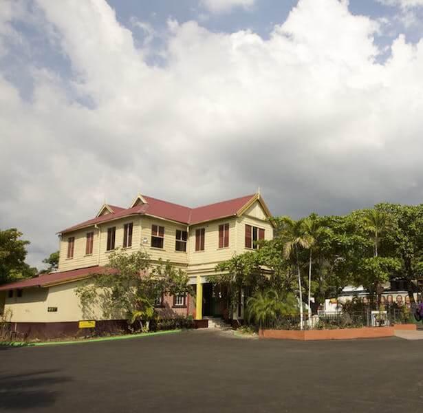 Bob Marley Museum Main-House