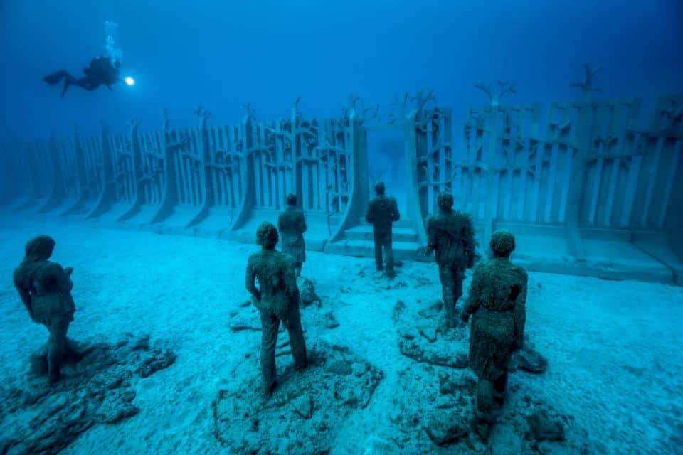 Jason deCaires Taylor: Crossing the Rubicon