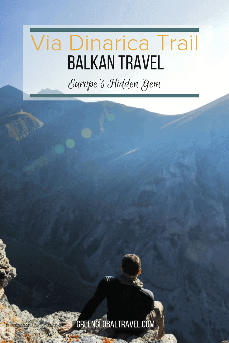 Enjoy hiking? Read about our seven-day experience on the beautiful Via Dinarica trail in the Balkans, including Herzegovina, the Elaphiti Islands, and Trebinje! via @greenglobaltrvl #BalkanStates #BalkanTravel #ViaDinaricaTrail #ViaDinarica #BalkanVacation #Hiking #BalkanGoodThings #BalkanPosts #EuropeanVacation #Europe #EuropeHiking #EuropeTravel #EasternEuropeTravel #EasternEurope