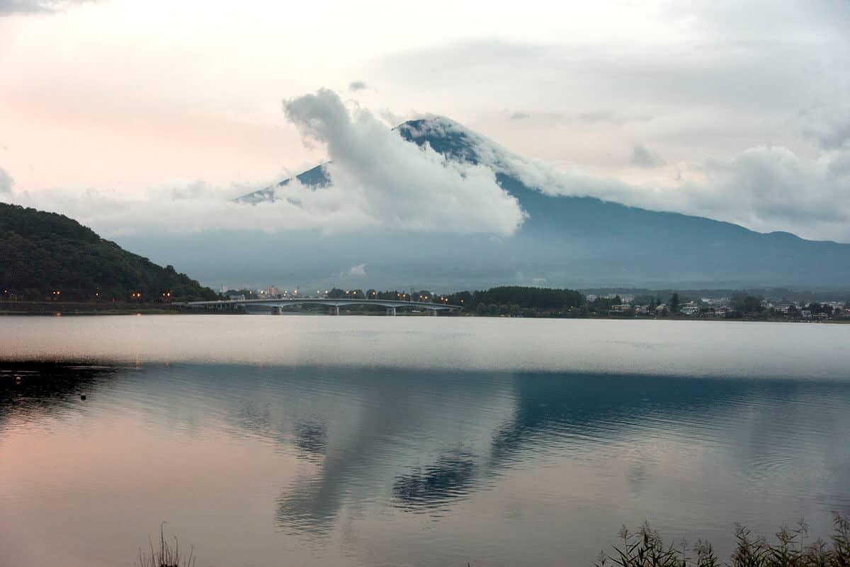 Japan Photos: Kawaguchiko Mount Fuji