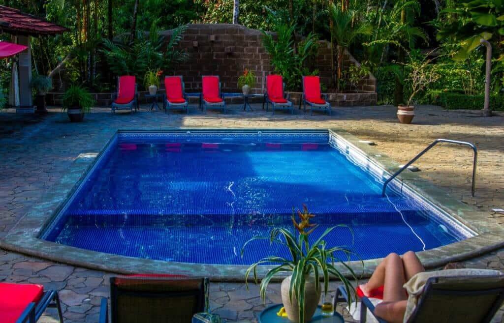 Casa Corcovado Jungle Lodge Costa Rica - Swimming Pool