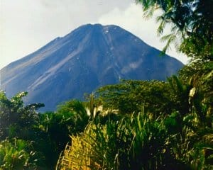 Ecotourism in Costa Rica -Arenal Volcano