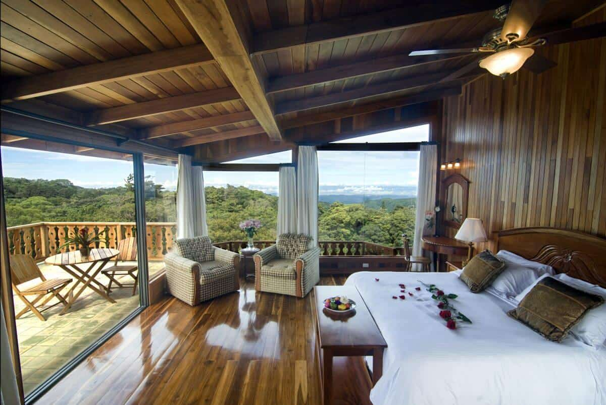 Hotel Belmar in Monteverde, one of our favorite Places to Stay in Costa Rica
