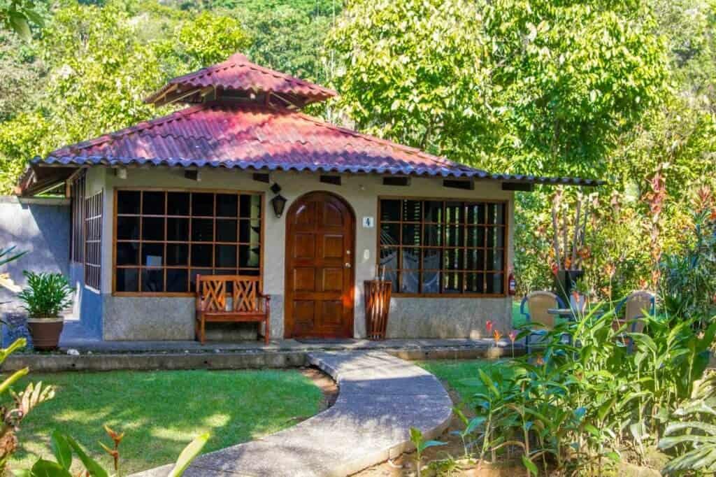 Casa corcovado jungle lodge eco luxury in costa rica for Piani casa bungalow cottage