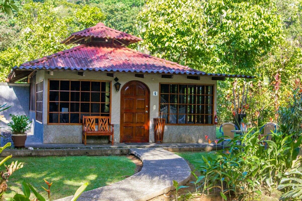 Cottage at Casa Corcovado Jungle Lodge Costa Rica
