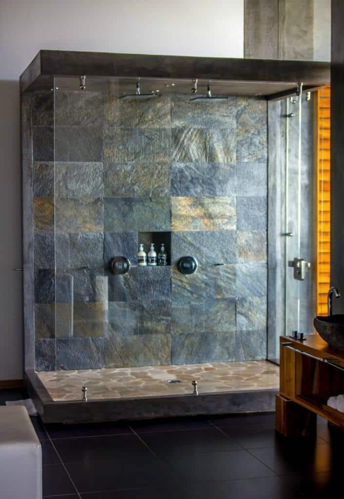 Kura Design Villas Costa Rica - Shower