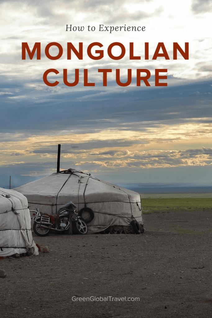 Mongolian Culture