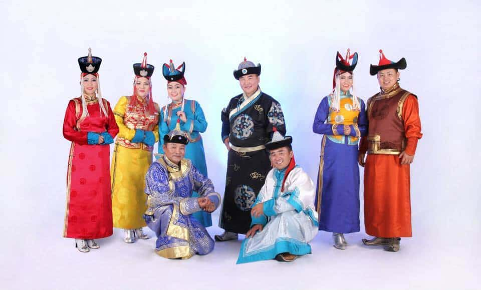 Tumen Ekh National Song and Dance Ensemble