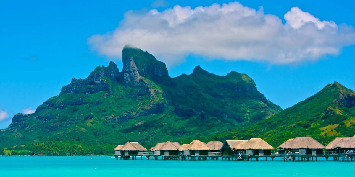 World Travel Bucket Lists -Bora Bora Tahiti