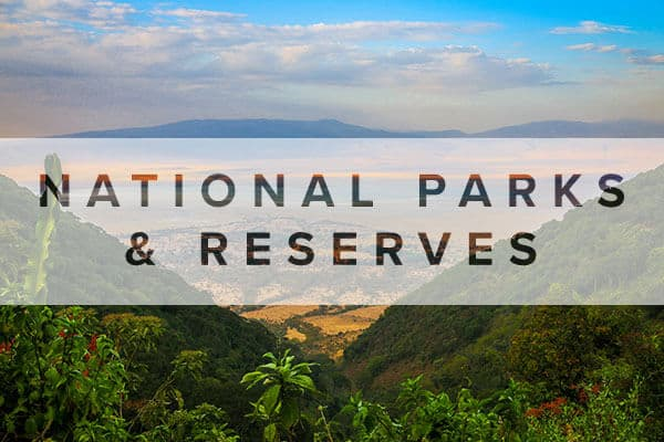 National Parks and Reserves