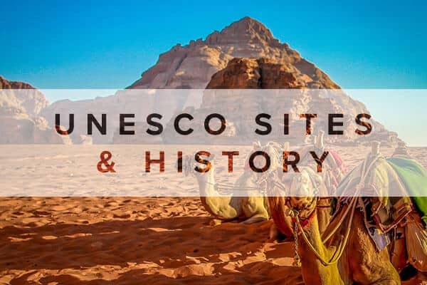 UNESCO Sites and History