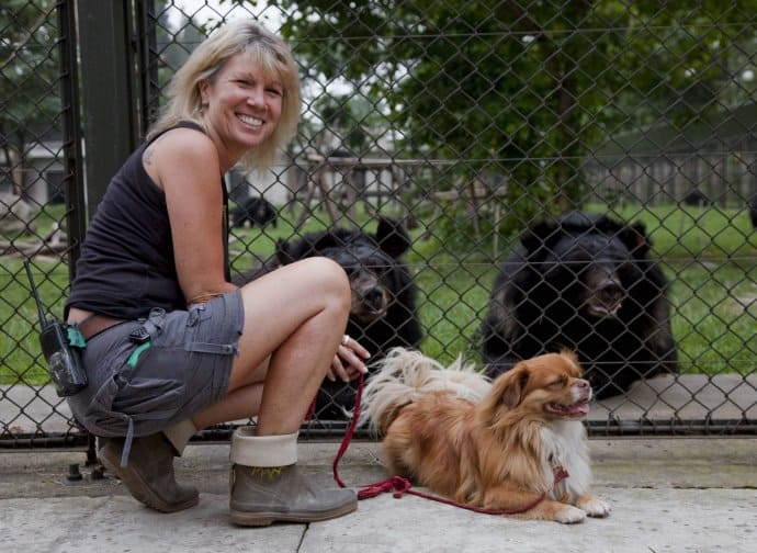 Animal Welfare Activist- Jill Robinson