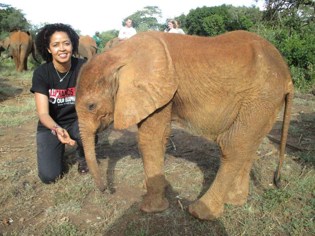 Elephant Conservation Activists -Dr. Paula Kahumbu