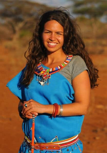 Lion Conservation Activist -Dr. Leela Hazzah