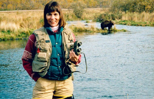 Woman Hero and Wildlife activist- Mollie Beattie
