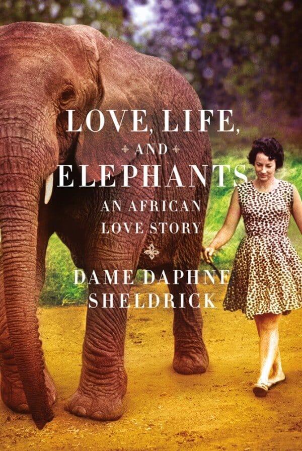 Orphaned wildlife Activist -Dame Dr. Daphne Sheldrick