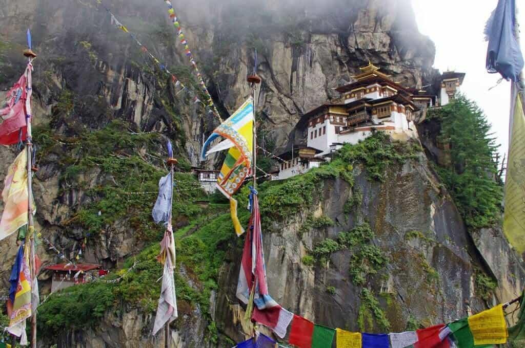 Bhutan Travel Guide Takshang Monastery