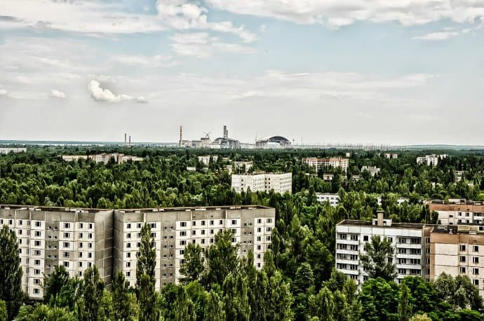 Chernobyl Today- Pripyat