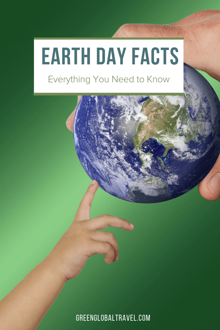Earth Day Facts & History: Everything you need to know about the environmental holiday, which dates back to the late '60s/early '70s ecology movement. via @greenglobaltrvl #EarthDay #EarthDayFacts #EarthDayHistory #EarthDayEveryDay #EarthDayforAdults #EarthDayEnvironment