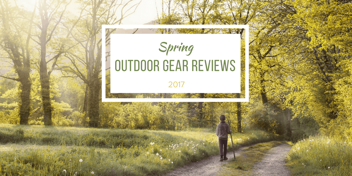Spring Outdoor Gear Reviews