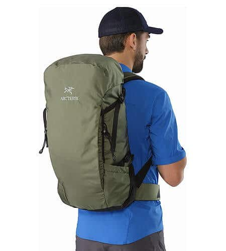 Spring Outdoor Gear Reviews - ArcTeryx Brize 32 Backpack via @greenglobaltrvl
