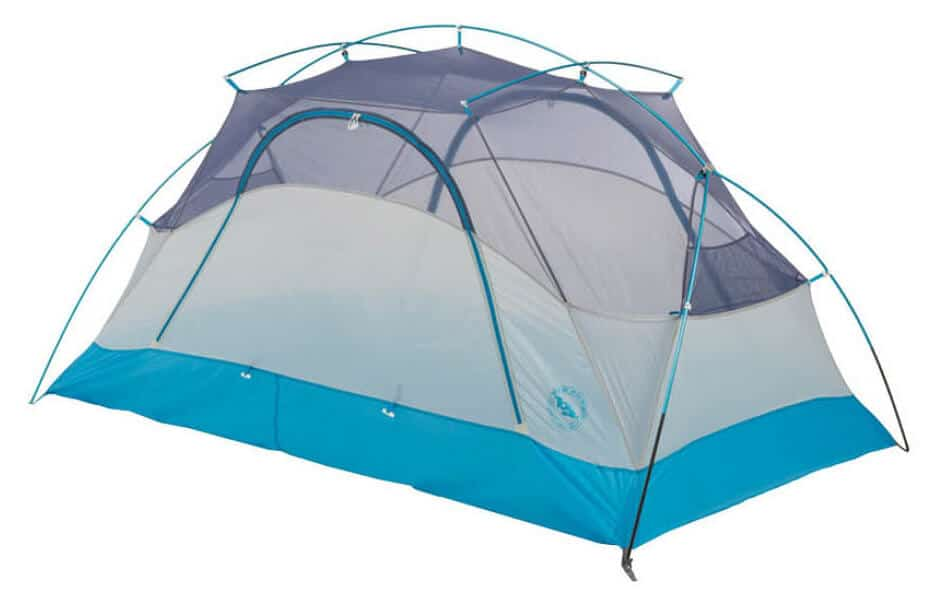 Spring Outdoor Gear Reviews - Big Agnes Tufly SL2 Tent via @greenglobaltrvl