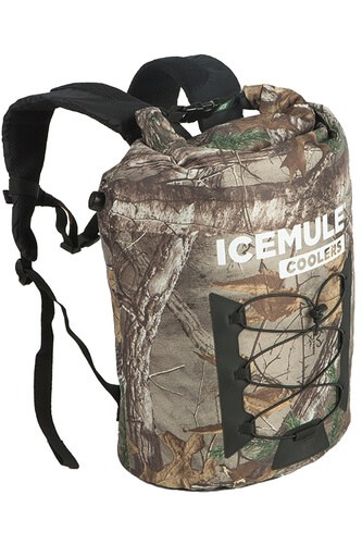 Spring Outdoor Gear Reviews - IceMule Pro Cooler 20L in Realtree Camouflage via @greenglobaltrvl