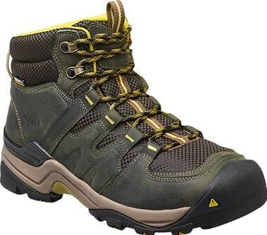 Spring Outdoor Gear Reviews - Keen Mens Gypsum II Waterproof Boots via @greenglobaltrvl